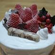 クリスマスケーキ2008ver