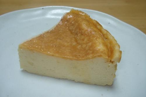 メープルチーズケーキ